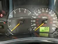 2004 Ford focus ghia 2,0l petrol