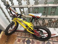 Boys bike. Suit 3-6 year old