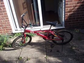"Child's 18"" Bike in very good condition"