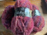 Alchemy knitting yarn