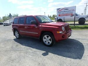 2010 Jeep Patriot Sport/North 4X4! CERTIFIED!