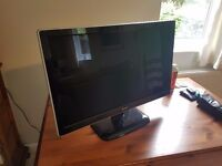"Hazro HZ27WC 27"" Widescreen LED IPS Monitor"