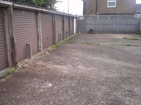 Garages available now: Camp Drive Houghton Regis LU5 5HE - GATED SITE