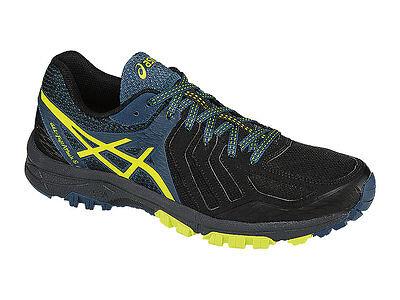 ASICS Men\s GEL FujiAttack 5 Running Shoes T630N
