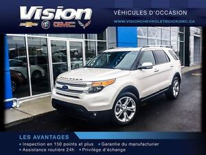2015 Ford Explorer Limited ** NAVIGATION ** PARK ASSIST