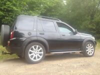 2005 Land Rover freelander sport td4 auto
