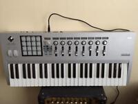 Korg Kontrol 49 midi controller / keyboard MINT
