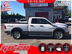 2010 Dodge Ram 1500 TRX JAMAIS ACCIDENTE