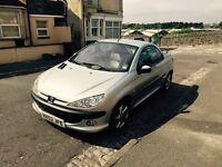 Peugeot 206 cc for quick sale