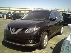 2014 Nissan Rogue SV FWD SV FWD SUNROOF 36000KM NEVER ACCIDENTED