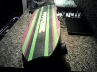 paradise longboard only use once price to sell very fast