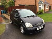 2004 Toyota Yaris - 72k - MOT April 2018