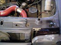 ford escort rs turbo breaking lots of mfi bits