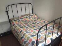 FREE Iron Double Bed Frame
