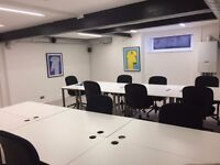 E1 Shoreditch Office space - For up to 14 people