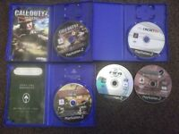 5 Ps2 Games
