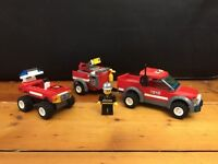 Lego Off Road Fire Rescue - 7942
