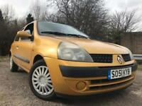 Renault Clio 1.2 Low Mileage Good Mot Drives Well Cheap Runner !!!