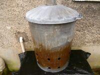 metal burner