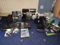 Xbox 360 Call Of Duty Games Collectors Edition Bundle