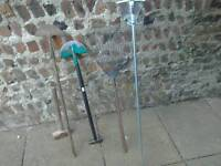 Diy and garden tools