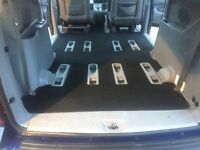 Kia Sedona, 2.9 turbo Diesel, LE.