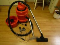Vax wet and dry carpet cleaner