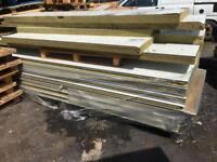 Mineral wool insulating board Rockwool