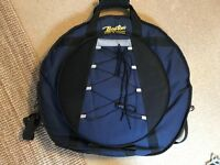 Boston bags and straps cymbal carrying case