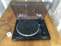 Vintage Sony Turntable Record Player