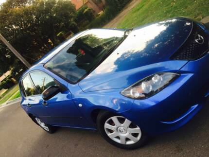 2006 Mazda 3 Maxx Auto Low Ks LONG REGO Logbooks 2 Keys A1 CHEAP Meadowbank Ryde Area Preview