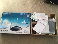 300 Mbps Wireless Modem Router N ADSL2+- Brand NEW (never used) with original receipt