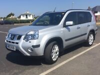 Nissan X-Trail 2.0D Tekna, FSH, New MOT, BOSE Sound System, 360 Cameras, One Owner From New