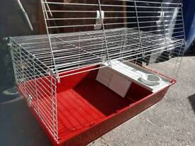 Large Indoor small pet home