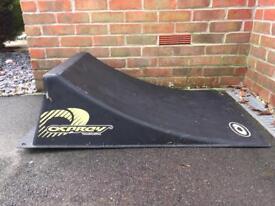 Osprey skate ramp large 105 x 75 x 30cm