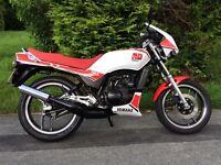 Yamaha rd 125 lc ypvs