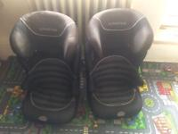 2x child safety car seat together or individual