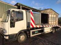 £2500 7.5 tonne recovery truck 2001 £2500
