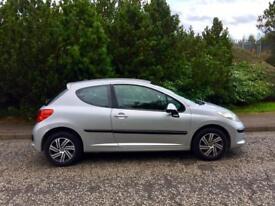 Peugeot 207 1.4 S, 10 Months MOT, Well Serviced, Super Clean
