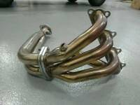 Japspeed exhaust manifold Honda civic