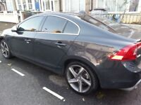 VOLVO S60 2.0 D3 ES (start/stop) R DESIGN LUX DIESEL ULTRA LOW MILES OF 35K,FULL SERVICE HISTORY