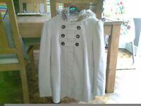 Maternity duffle coat size 12-14