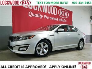 2015 Kia Optima LX - BLUETOOTH, HEATED SEATS