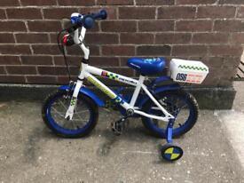"""Boys Apollo bike 12"""" wheels"""