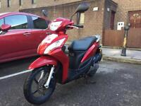 Honda vision (2013) 1 owner from new perfect condition
