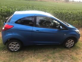FORD KA 2009, ONLY 18500 MILES