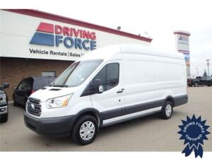 2017 Ford Transit T-250 High Roof, 3.5L Ecoboost, 9,000 lbs GVWR