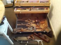 Handmade toolbox