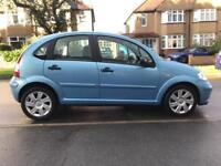 Citroen c3 automatic, long MOT, 54k