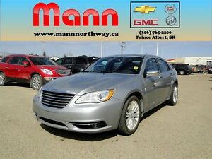 2013 Chrysler 200 Limited-Like New, Chrysler Convenience Options